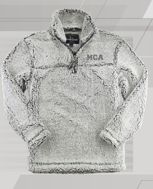 Boxercraft Sherpa GRAY-ADULT