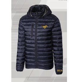 Clique New Cold Weather Jacket-YOUTH
