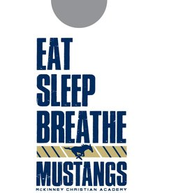 Comfort Colors Eat, Breathe Mustang-ADULT