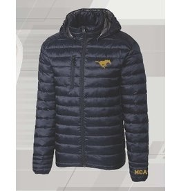 Clique New Hooded Cold Weather Jacket-LADIES
