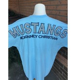 SPIRIT Sorority Light Blue Shirt