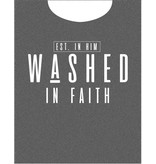 Bella+Canvas Washed in Faith-YOUTH-S/S