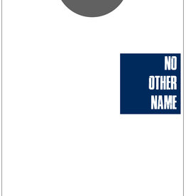 Comfort Colors No Other Name-WHITE LONG SLEEVE