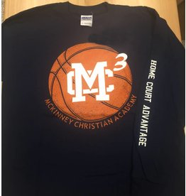 MC3 Long-Sleeve Basketball T-shirt