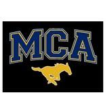 Stouse MCA Mustang Car Decal