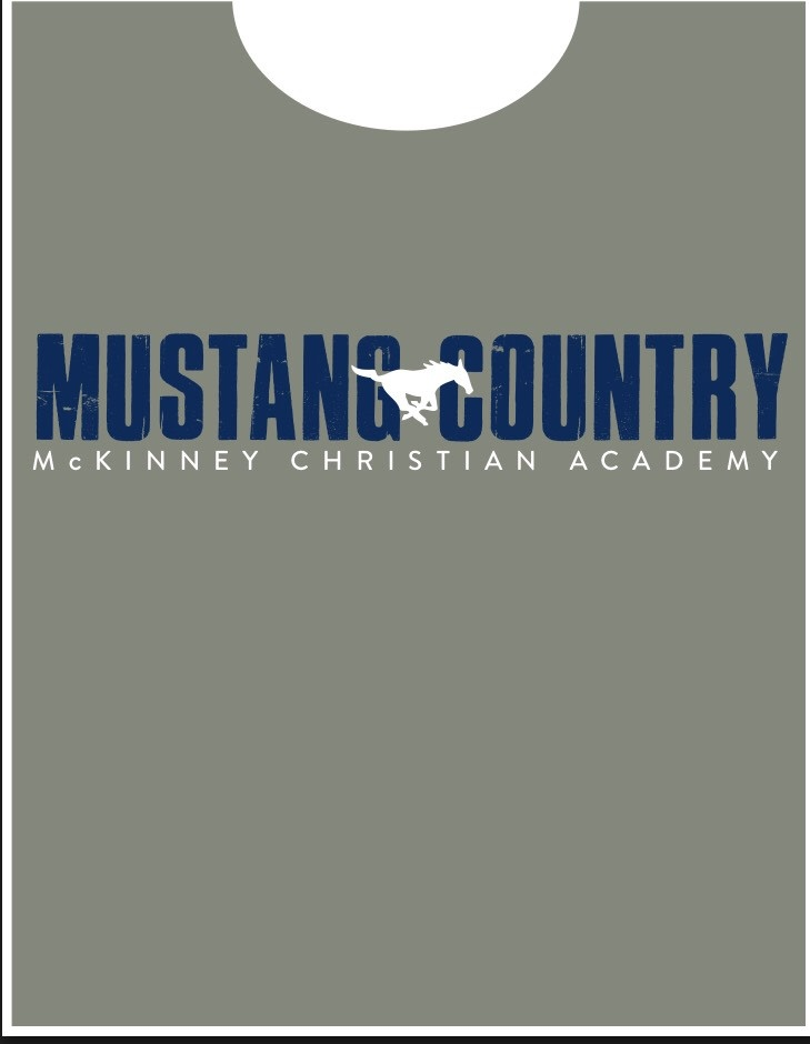 Bella+Canvas Mustang Country - ADULT