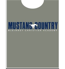 Bella+Canvas Mustang Country - YOUTH