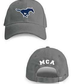 GRAY SPORTS CAP