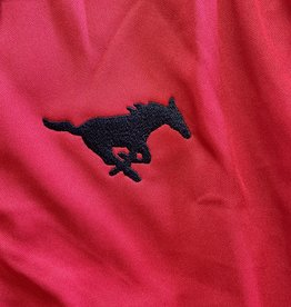Port Authority RED Youth Polos-DRIFIT