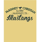 Comfort Colors MUSTANG T-Shirt