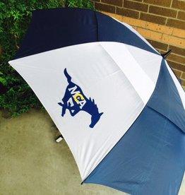 """Tornado MCA SOLID NAVY ONLY Umbrella-83"""" Vented"""