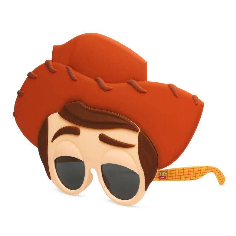 Forum Novelty LUNETTES WOODY TOY STORY - SUNSTACHES