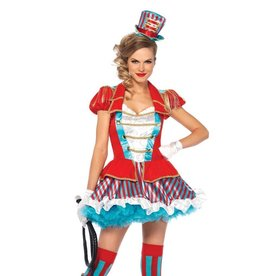 Leg Avenue COSTUME PRETTY MASTER OF CIRCUS