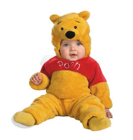 Disguise COSTUME BAMBIN EN PELUCHE DELUXE WINNIE L'OURSON