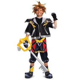 Disguise COSTUME ADOLESCENT KINGDOM HEARTS : SORA