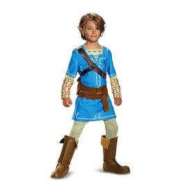 Disguise COSTUME ENFANT LINK - THE LEGEND OF ZELDA - BREATH OF THE WILD -