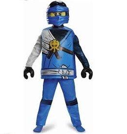 Disguise COSTUME LEGO NINJAGO JAY DELUXE