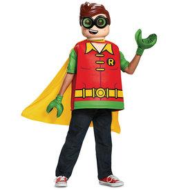 Disguise COSTUME ENFANT LEGO BATMAN - ROBIN