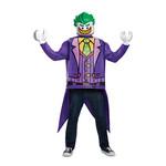 Disguise COSTUME ADULTE LEGO BATMAN - JOKER