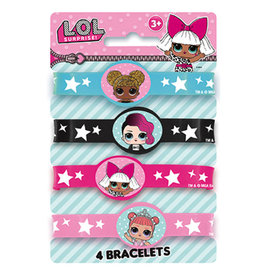 Unique BRACELETS (4) - LOL SURPRISE!
