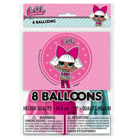 Unique SAC DE BALLONS (8) - LOL SURPRISE!