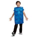 Disguise COSTUME ENFANT BRIQUE LEGO BLEU