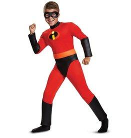 Disguise COSTUME ENFANT LES INCROYABLES 2: DASH -