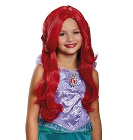 Disguise PERRUQUE ENFANT DISNEY ARIEL DELUXE
