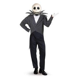Disguise COSTUME ADULTE JACK SKELLINGTON DELUXE XL