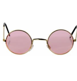 Beistle Co. LUNETTES HIPPIE ROSE
