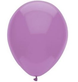 Party Mate SAC DE BALLONS LATEX 11' LAVANDE DÉLICIEUSE SAC DE 50