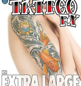 TATOO FX KOI EXTRA LARGE