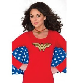 RUBIES COLLIER WONDER WOMAN