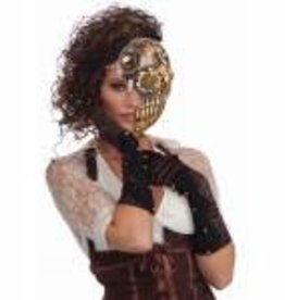 Forum Novelty DEMI MASQUE STEAMPUNK
