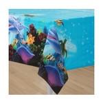 Creative Converting NAPPE DE PLASTIQUE - SOUS L'OCEAN