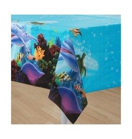 Creative Converting *NAPPE  RECTANGLE (54X102) - SOUS L'OCEAN
