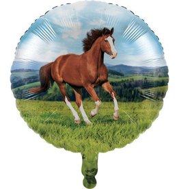 Creative Converting MYLAR 18 INCH BALLOON - HORSE & PONY