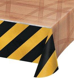 Creative Converting *NAPPE RECTANGLE EN PLASTIQUE - CONSTRUCTION BIG DIG