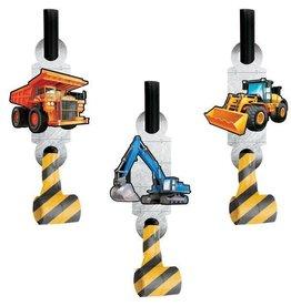 Creative Converting SOUFFLETS (8) - CONSTRUCTION BIG DIG