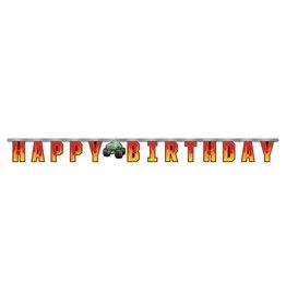 Creative Converting *BANNIÈRE HAPPY BIRTHDAY  -