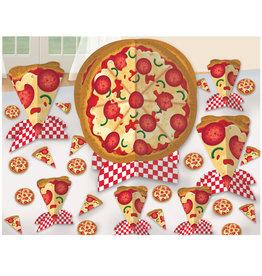 Amscan *ENSEMBLE DE DÉCORATIONS POUR TABLE - PIZZA