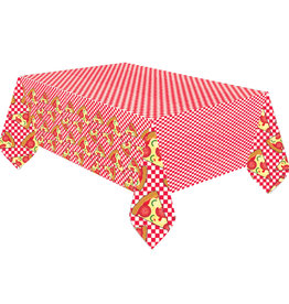 Amscan *NAPPE RECTANGULAIRE 54X96 - PIZZA
