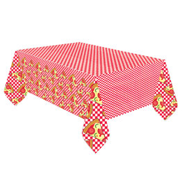 Amscan NAPPE RECTANGULAIRE 54X96 - PIZZA