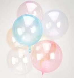 Anagram BALLON CLEARZ (TRANSPARENT) ROND 18PO DE PLASTIQUE -