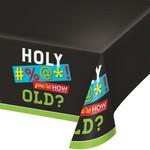 "Creative Converting NAPPE DE PLASTIQUE (54""X102"") - HUMOUR ADULTE"