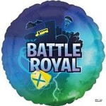 Anagram BALLON MYLAR 18PO - FORTNITE - BATTLE ROYAL