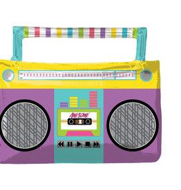 Anagram BALLON MYLAR SUPERSHAPE - RADIO