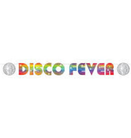 Beistle Co. BANDEROLE 7PI - DISCO FEVER