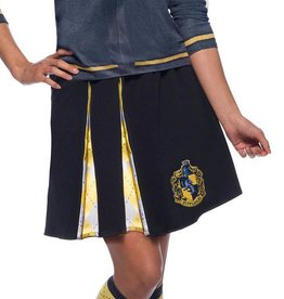 RUBIES JUPE ADULTE TAILLE UNIQUE HARRY POTTER - HUFFLEPUFF