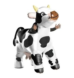 RUBIES COSTUME ADULTE GONFLABLE - VACHE